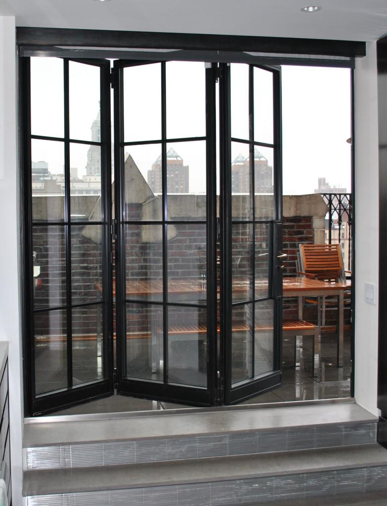 Steel Windows and Doors USA Folding Doors