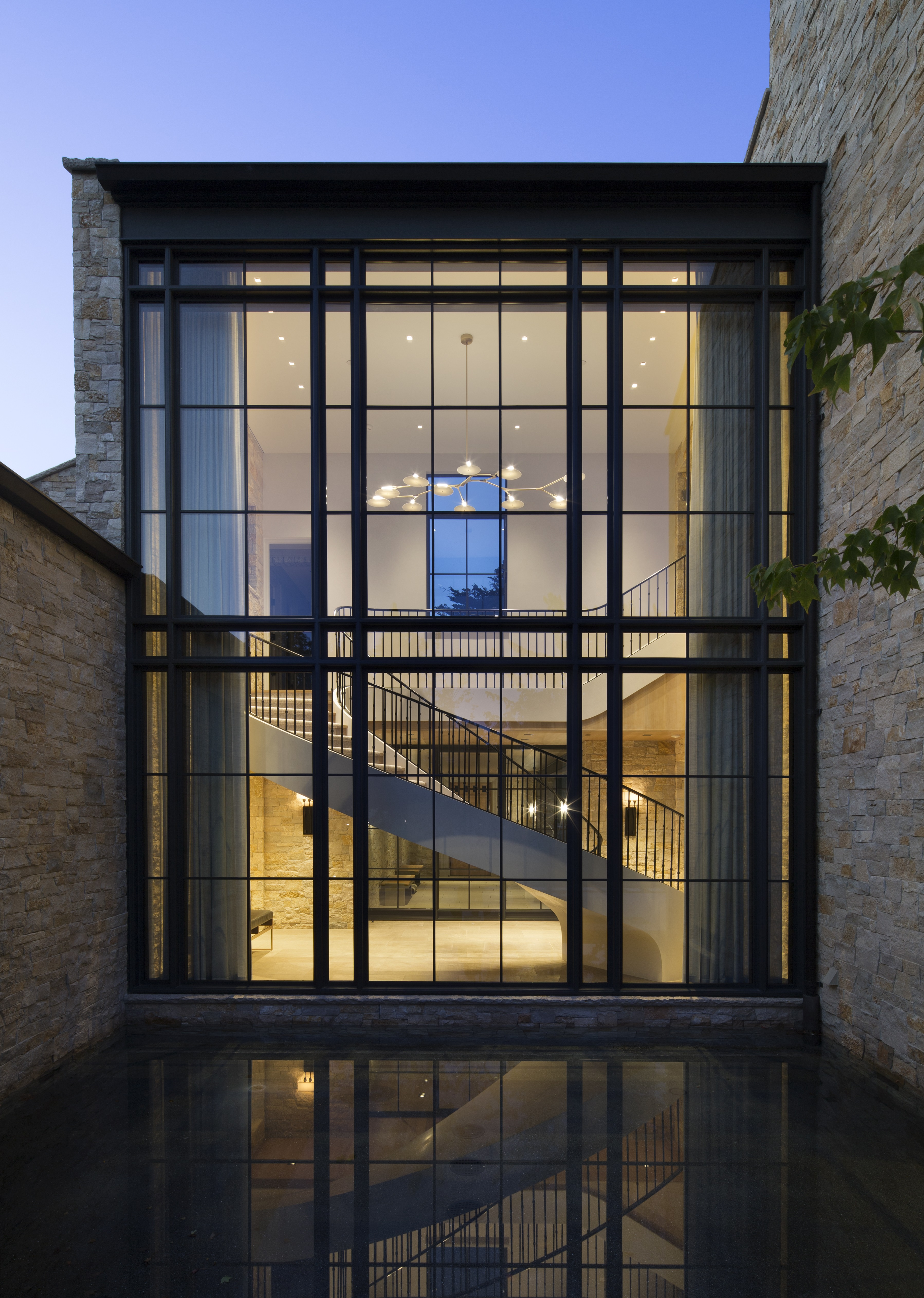 Termica Curtain Wall Steel Windows Amp Door